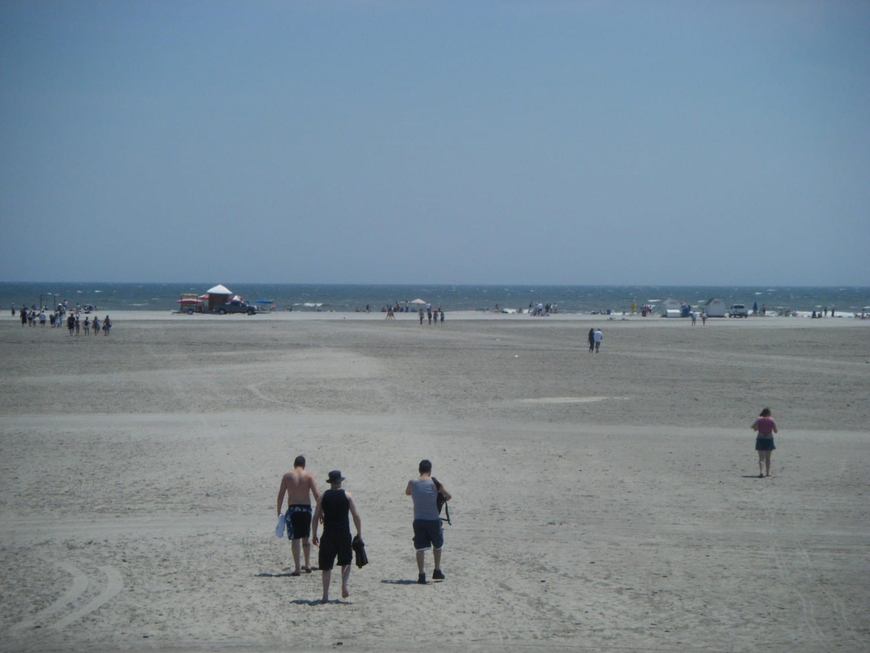 Playa en Wildwood Wildwood NJ Estados Unidos