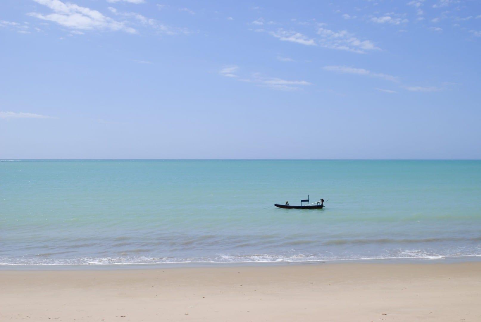 Playa Ipioca Maceió Brasil