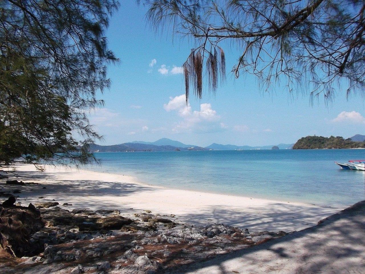 Playa Langkawi Malasia Malasia