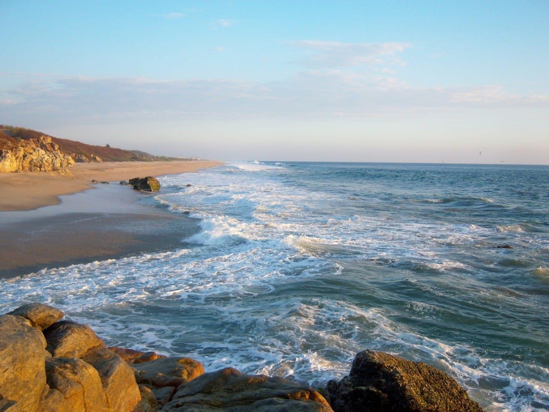 Playa Zicatela Puerto Escondido México