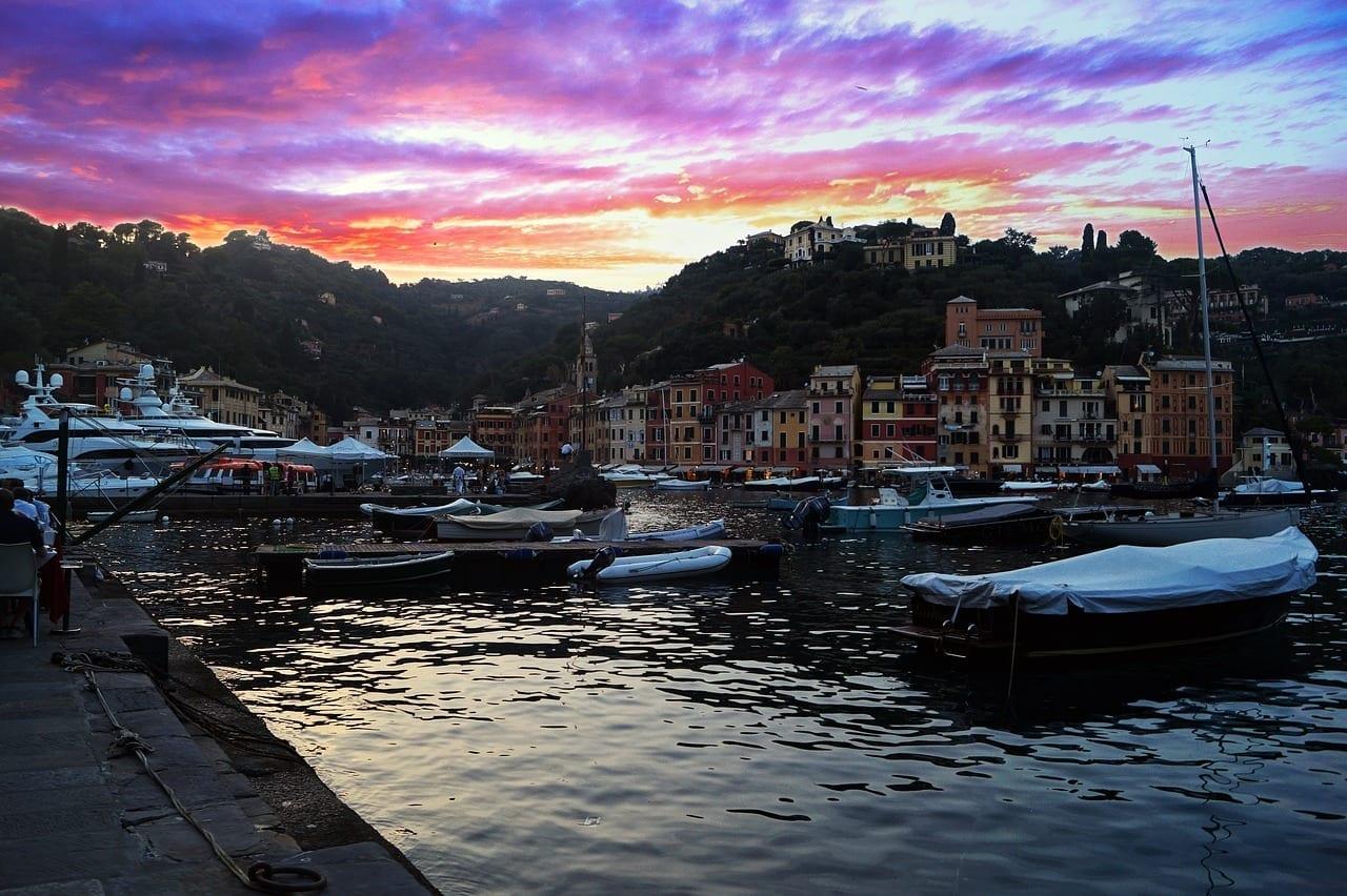Portofino Italia Puerto Italia