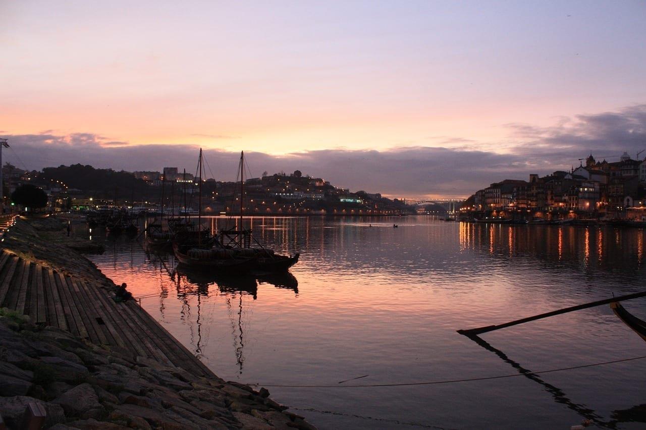 Portugal O Porto Vila Nova De Gaia Portugal