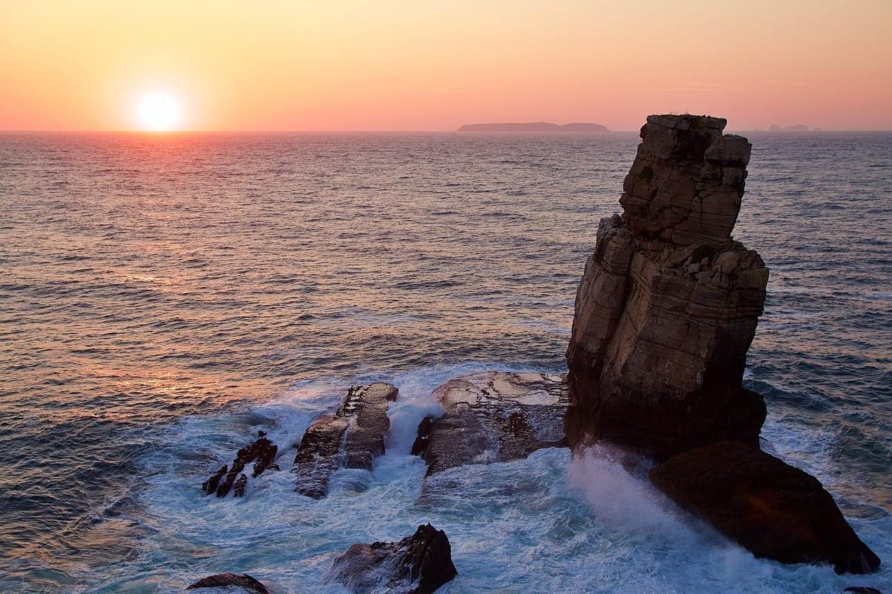 Portugal Peniche Costa Portugal