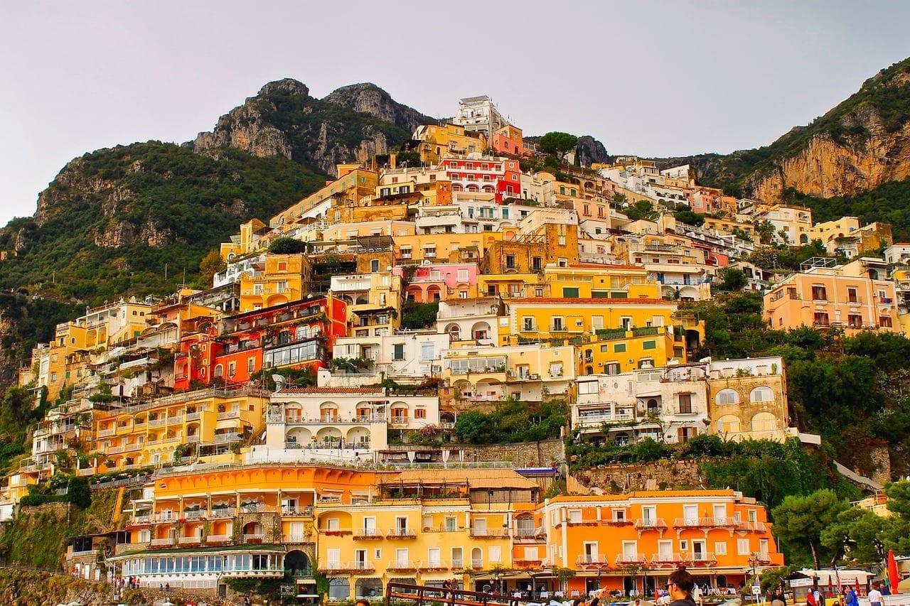 Positano Italia Ciudad Italia