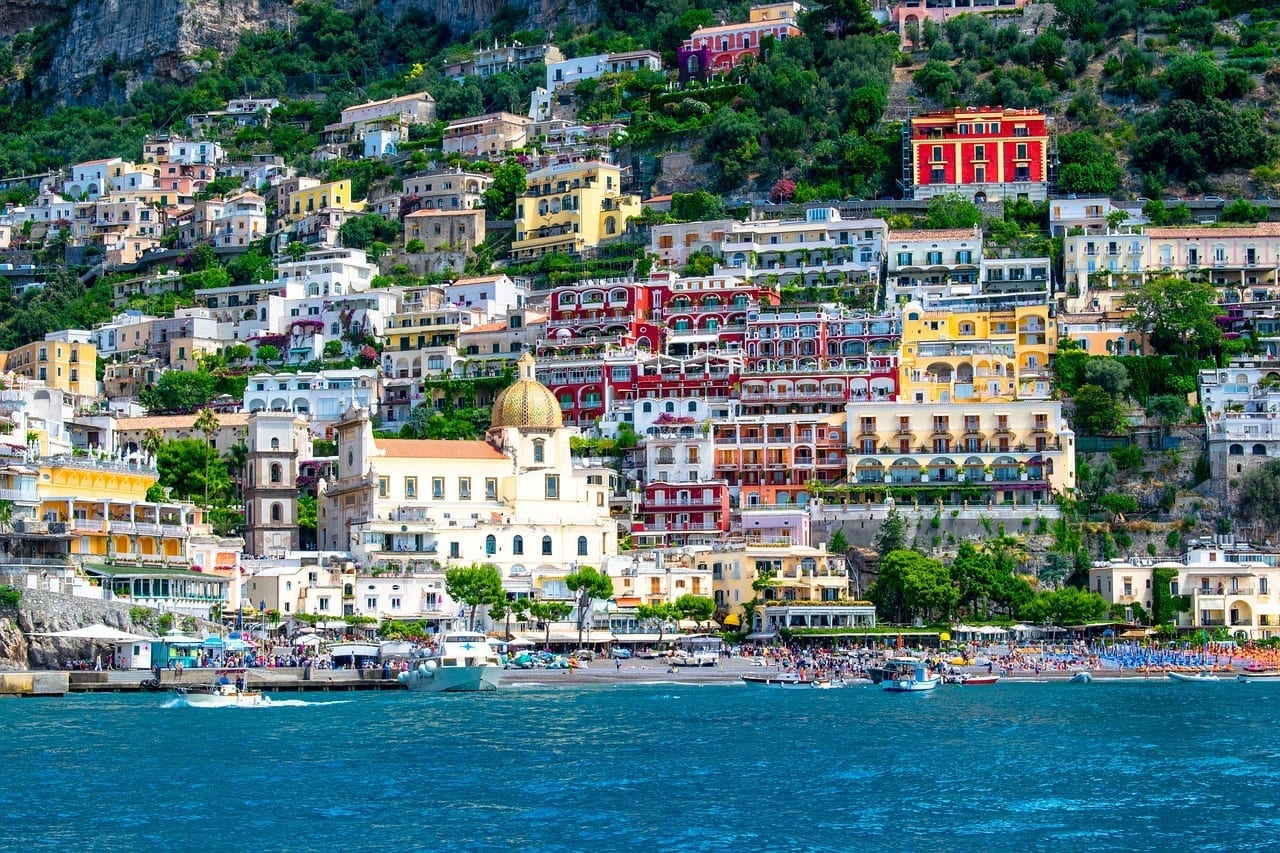 Positano Italia Vacaciones Italia