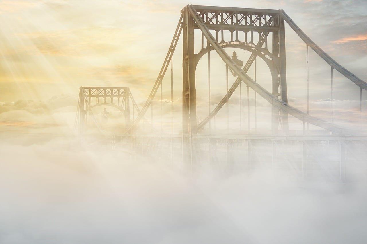 Puente De Kaiser Wilhelm Kw-puente Wilhelmshaven Alemania