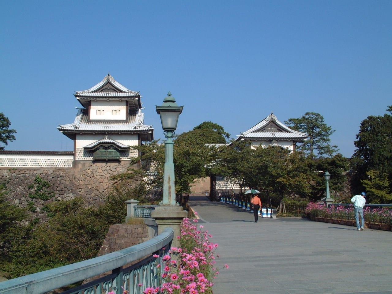 Puerta de Ishikawa, Castillo de Kanazawa Kanazawa Japón