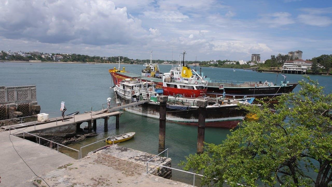 Puerto Viejo Mombasa Kenya Kenia