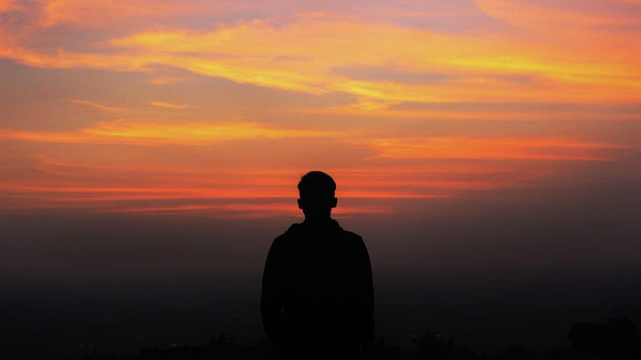 Puesta De Sol Yogyakarta Sunrise Indonesia