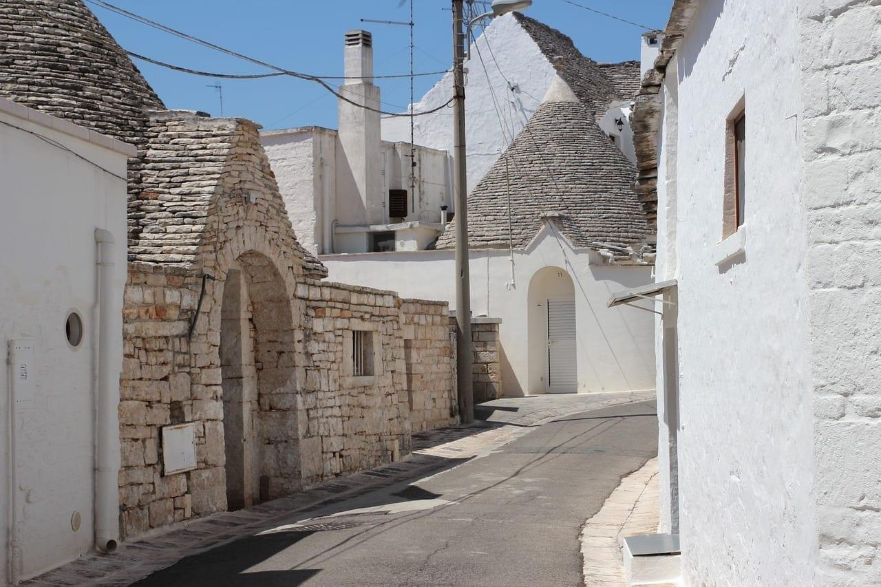 Puglia Trulli Alberobello Italia