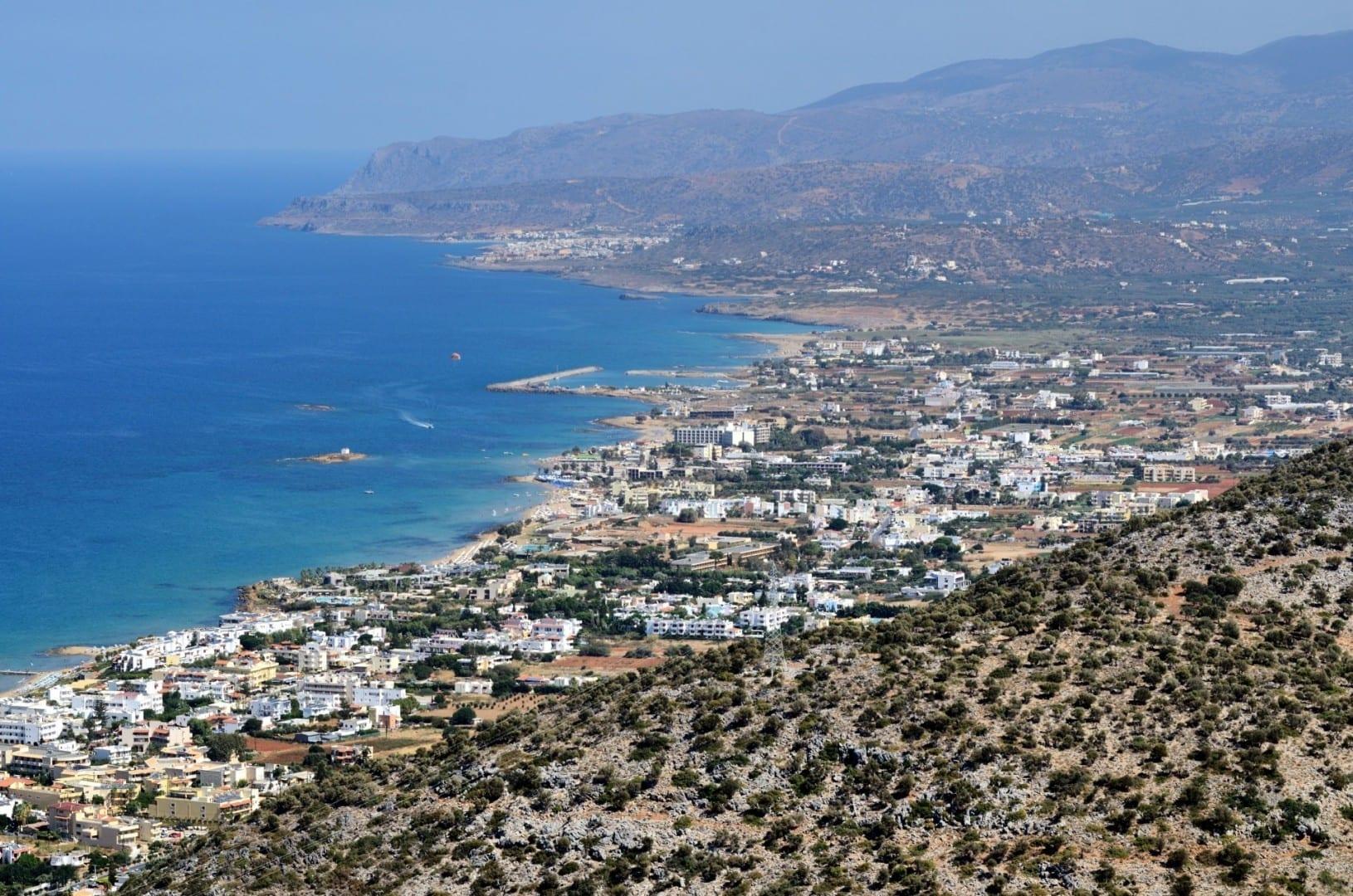 pulgar Malia Grecia