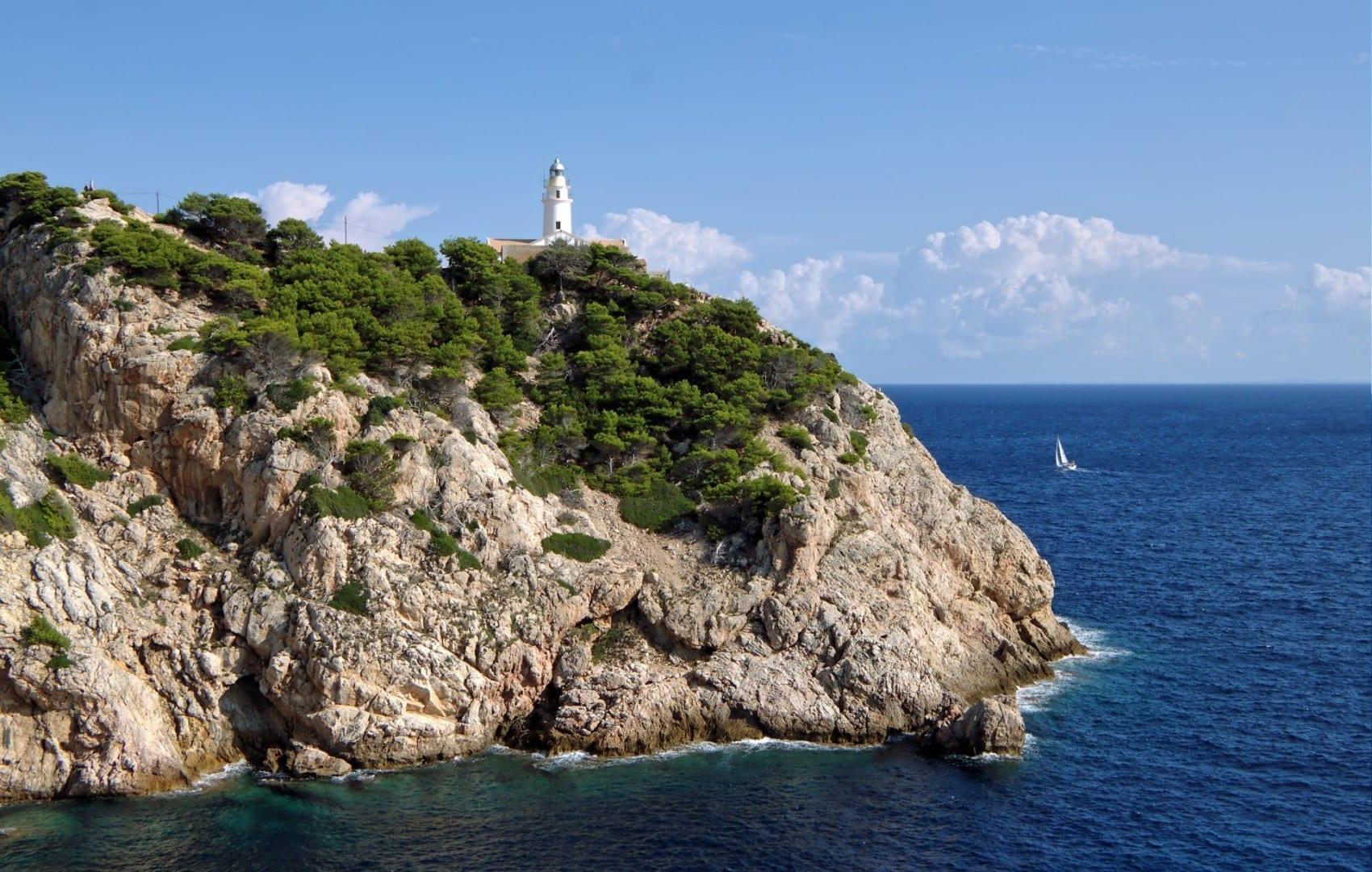 Punta de Capdepera Mallorca (Isla) España