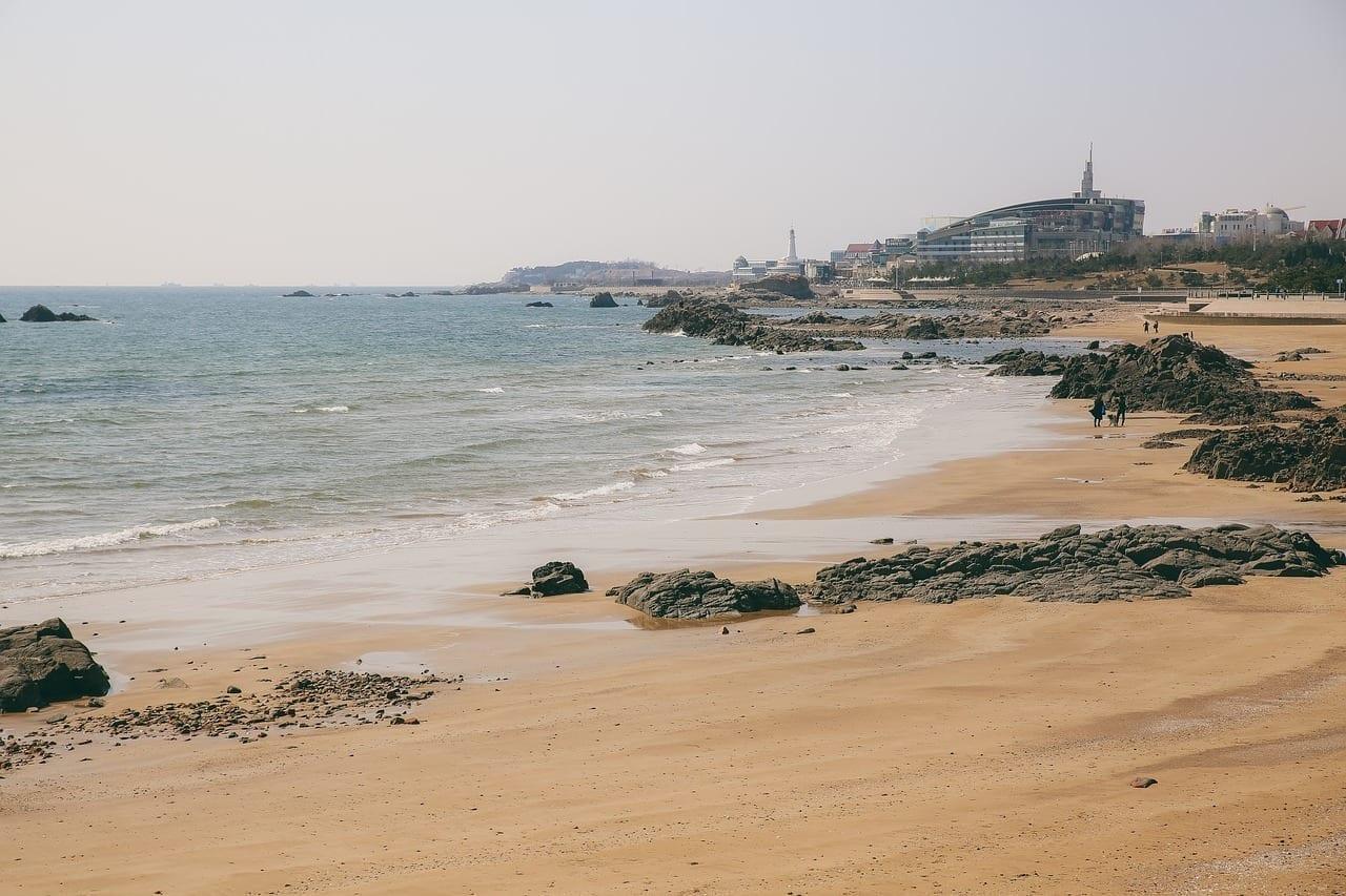 Qingdao China Playa China