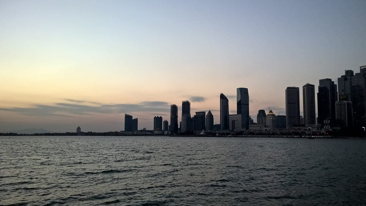 Qingdao Mar Disfrute De China