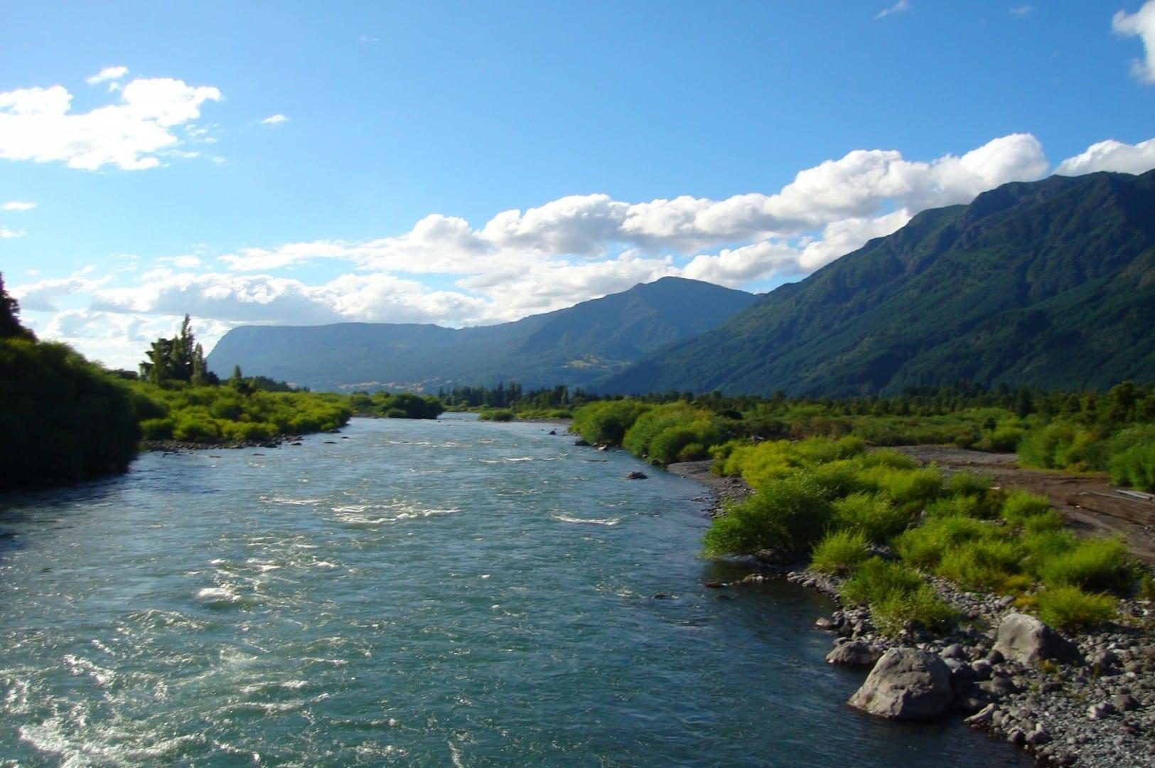 Río Trancura. Pucón Chile
