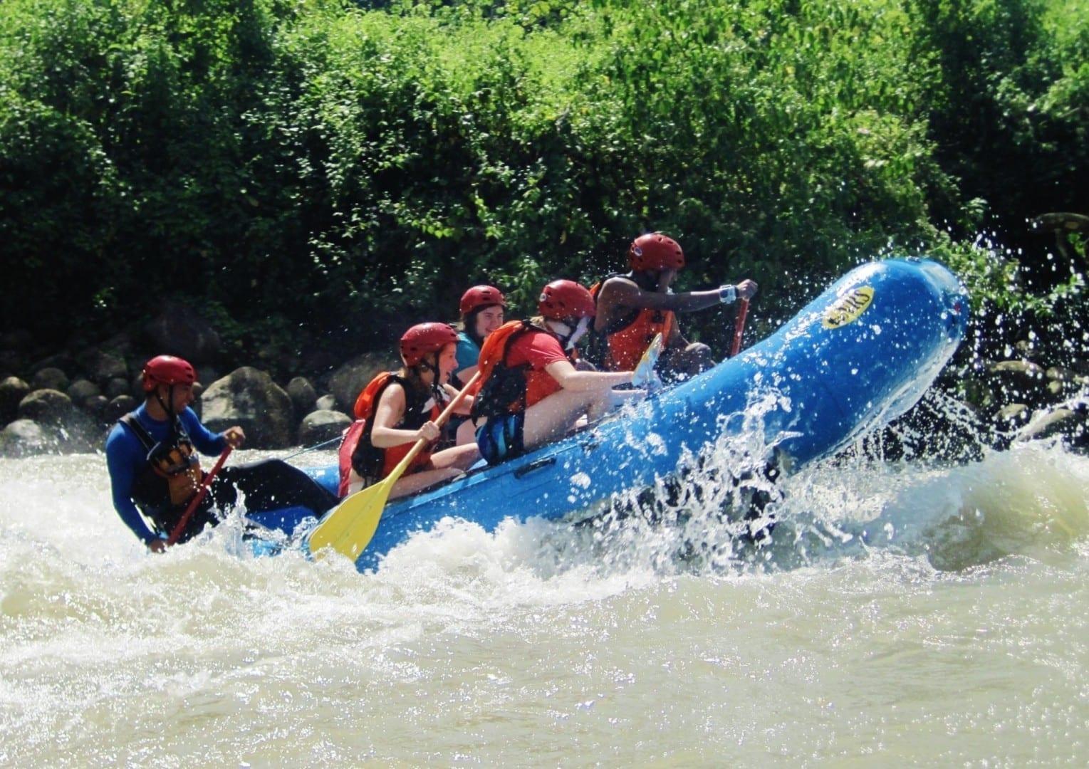 Rafting en Boquete Panamá Boquete Panamá