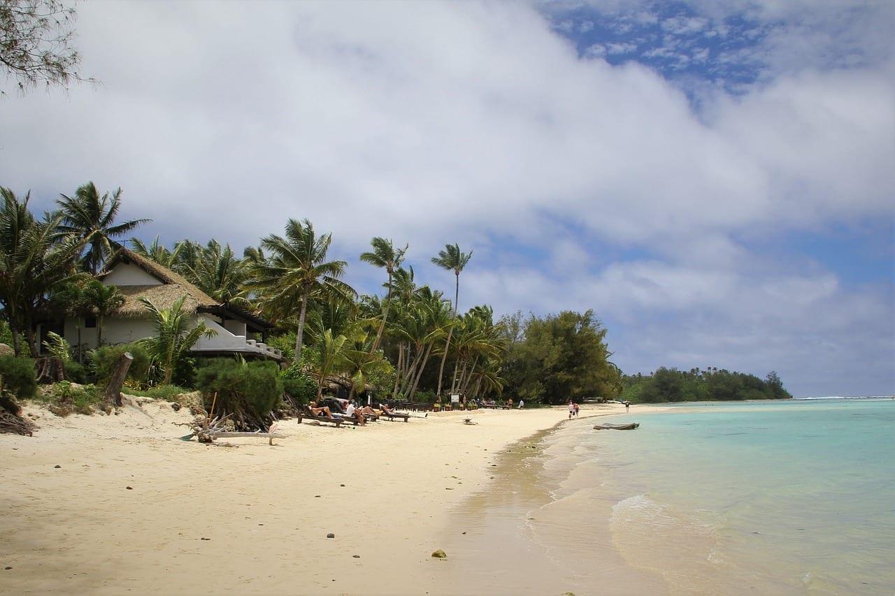 Rarotonga Isla Pacífico Islas Cook