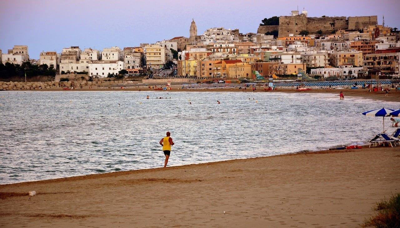 Raza Vieste Playa Italia