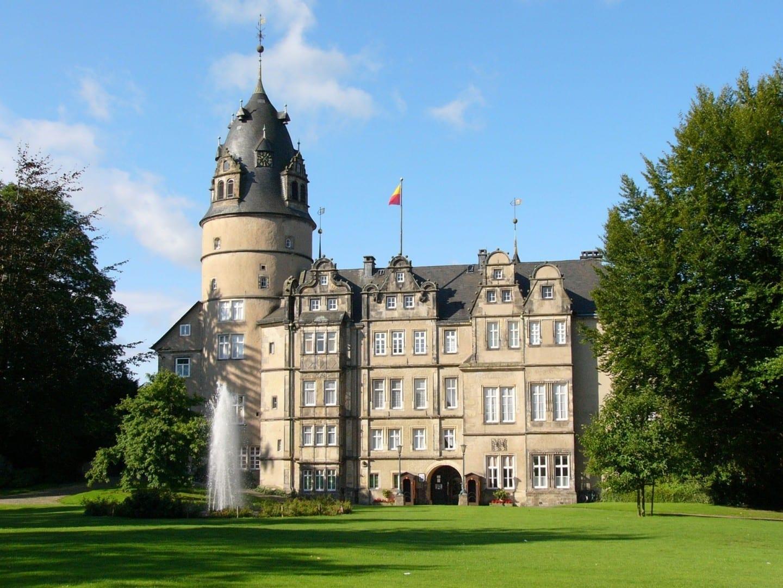 Residencia del príncipe Detmold Alemania