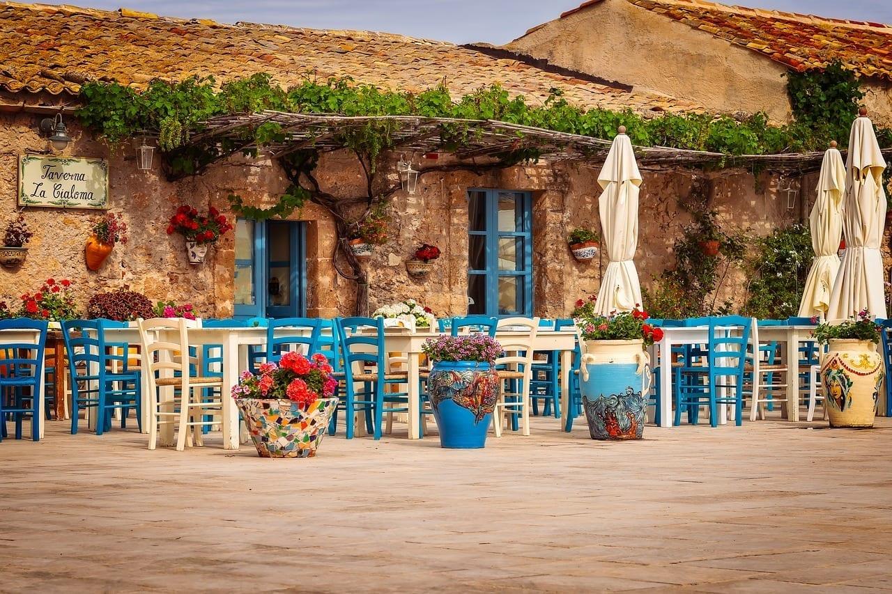 Restaurante Taberna Sicilia Italia