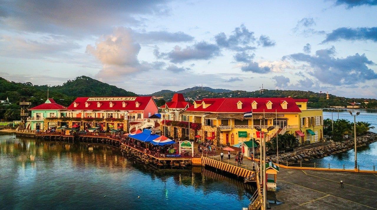 Roatán Honduras Puerto Honduras