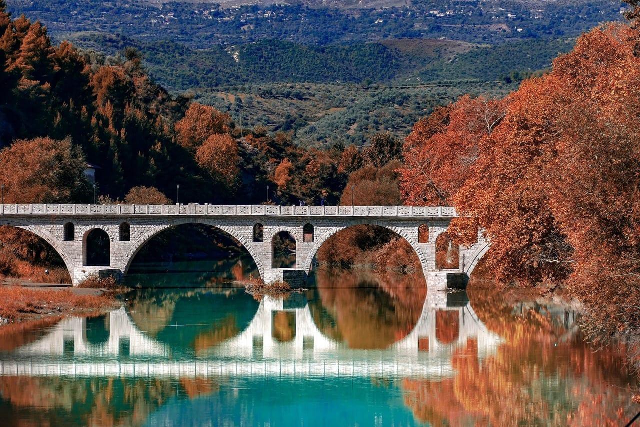 Romano Puente Berat Albania