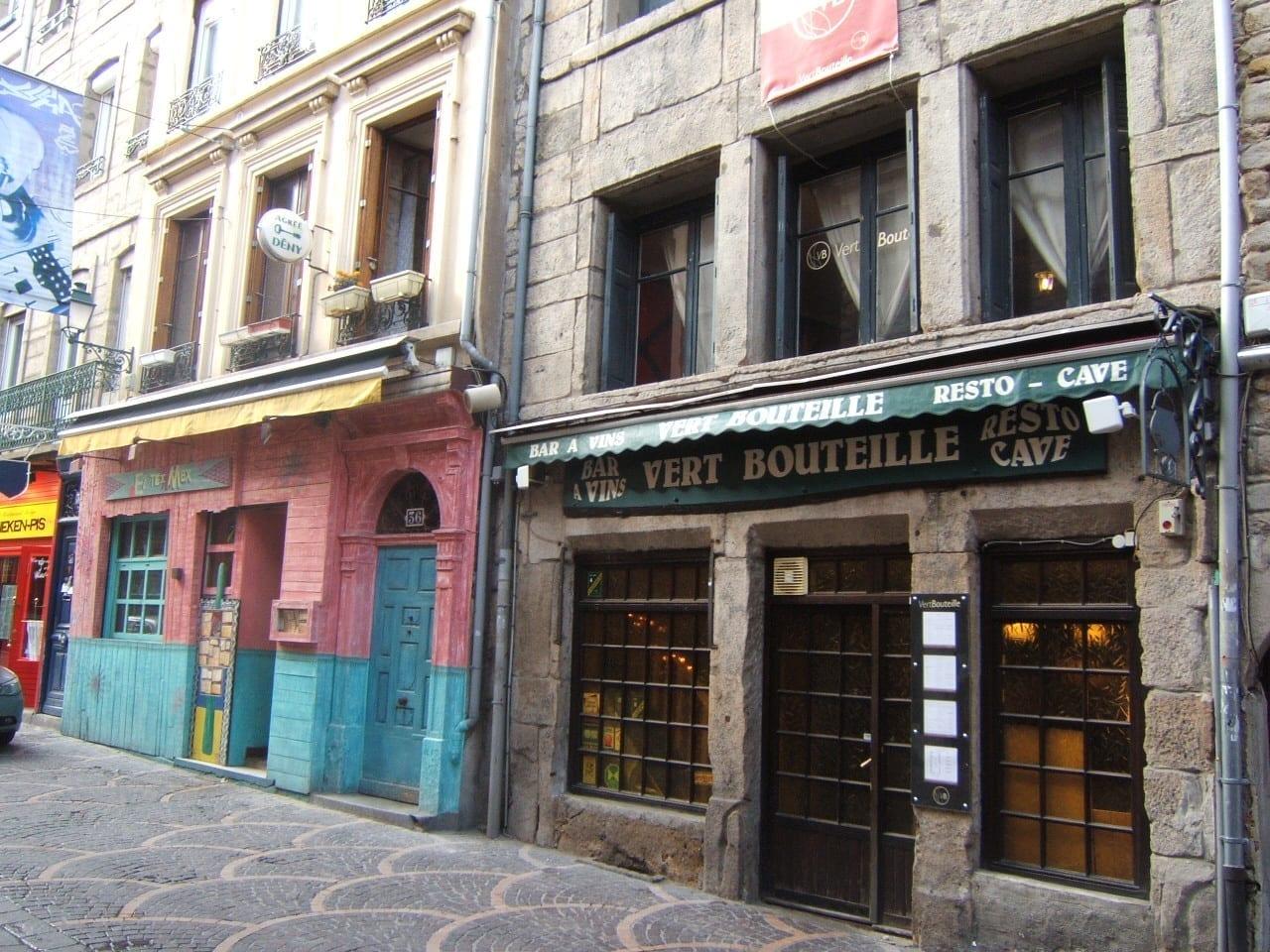 Rue des Martyrs de Vingré Saint Etienne Francia