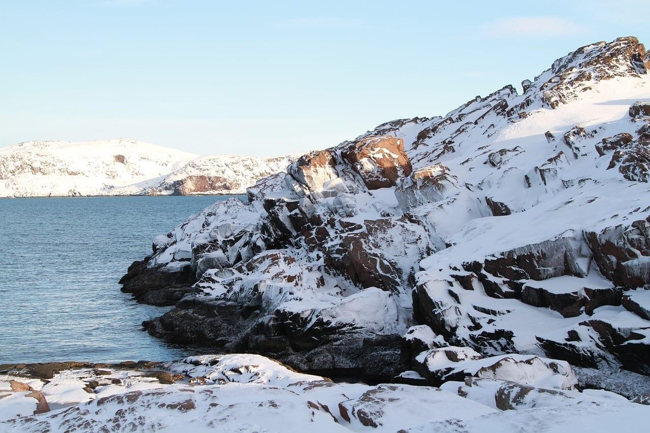 Rusia Murmansk Región Polar Rusia