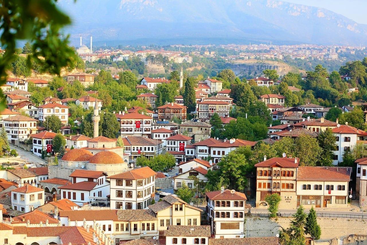 Safranbolu Fecha Ciudad Turquía