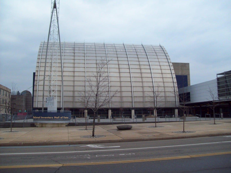 Salón de la Fama de los Inventores Akron Estados Unidos
