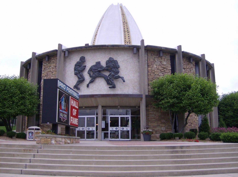 Salón de la Fama del Fútbol Profesional Canton Estados Unidos