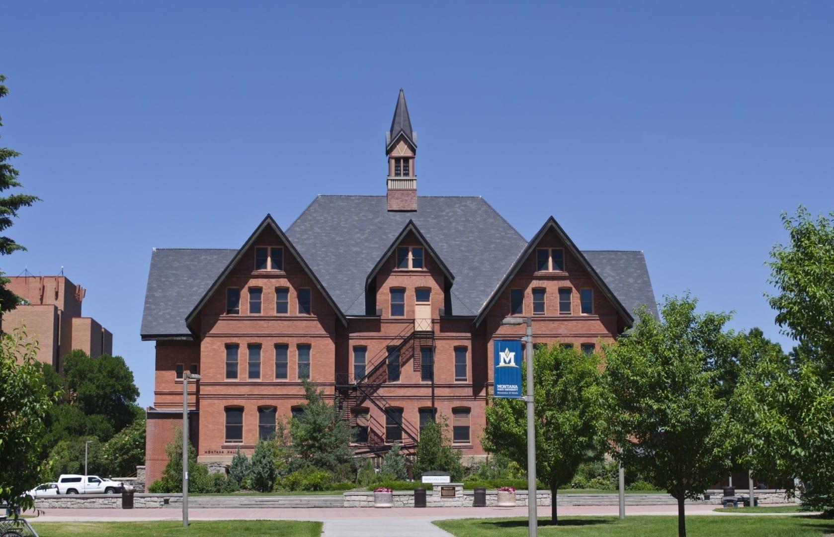 Salón Montana de la Universidad Estatal de Montana Bozeman Estados Unidos
