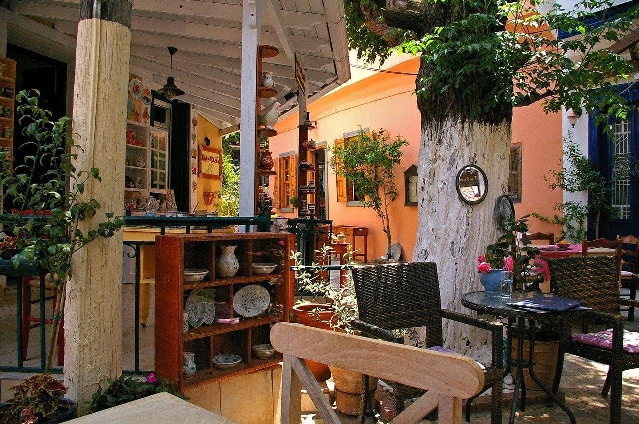 Samos Grecia Vacaciones Grecia