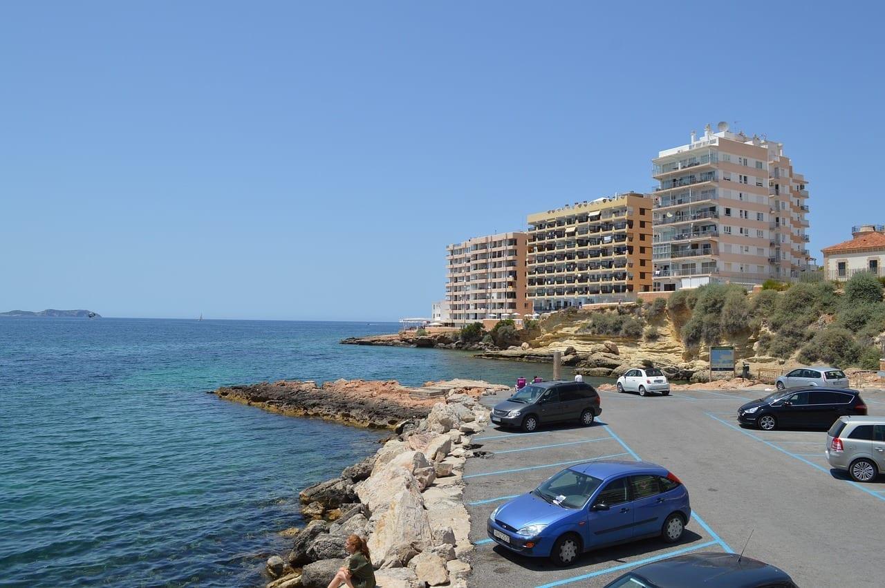 San Antonio Ibiza Bahía España