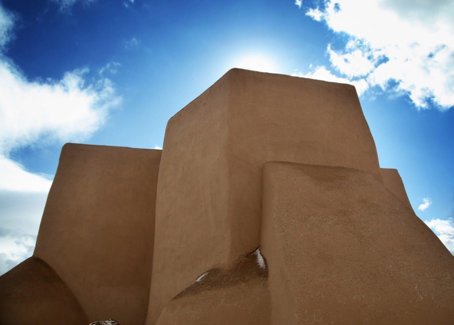 San Francisco de Asis Church, Ranchos de Taos Taos NM Estados Unidos