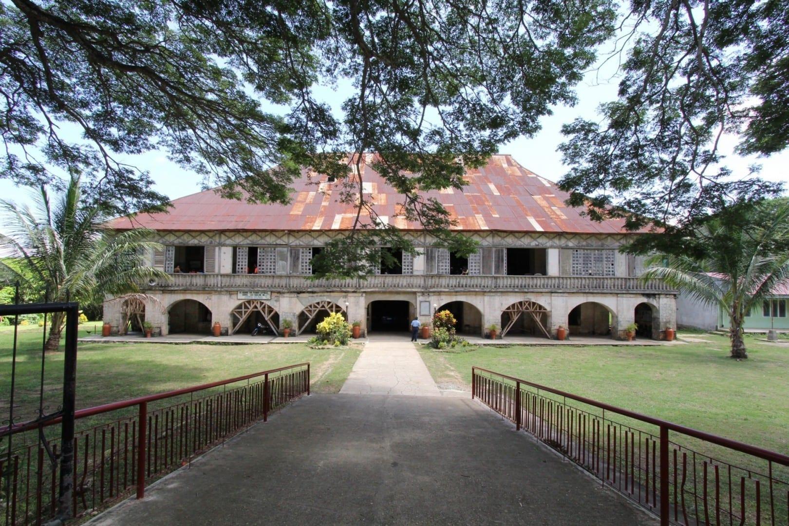 San Isidro Labrador Convent Siquijor Filipinas