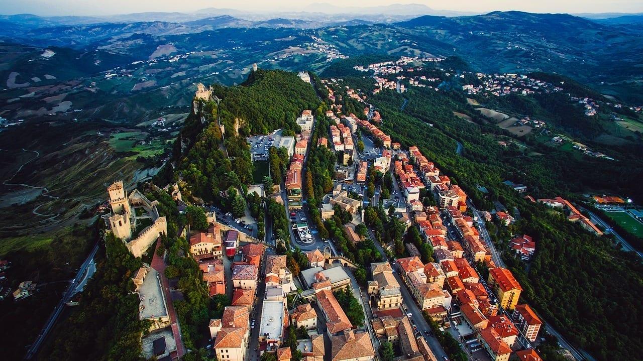San Marino Ciudad Urbana San Marino