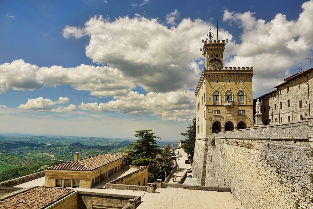 San Marino República Ayuntamiento San Marino