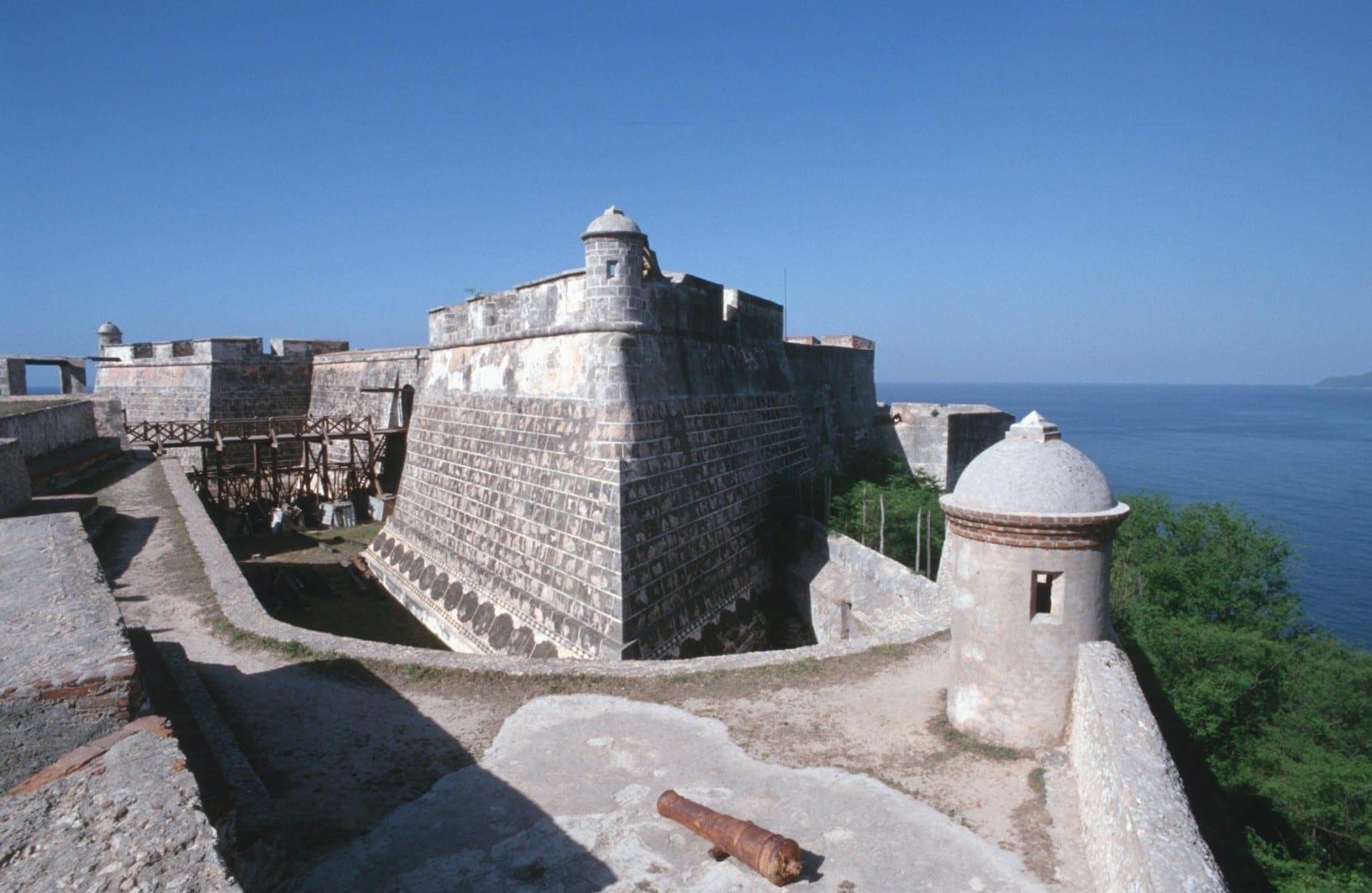 San Pedro de la Roca Santiago de Cuba Cuba