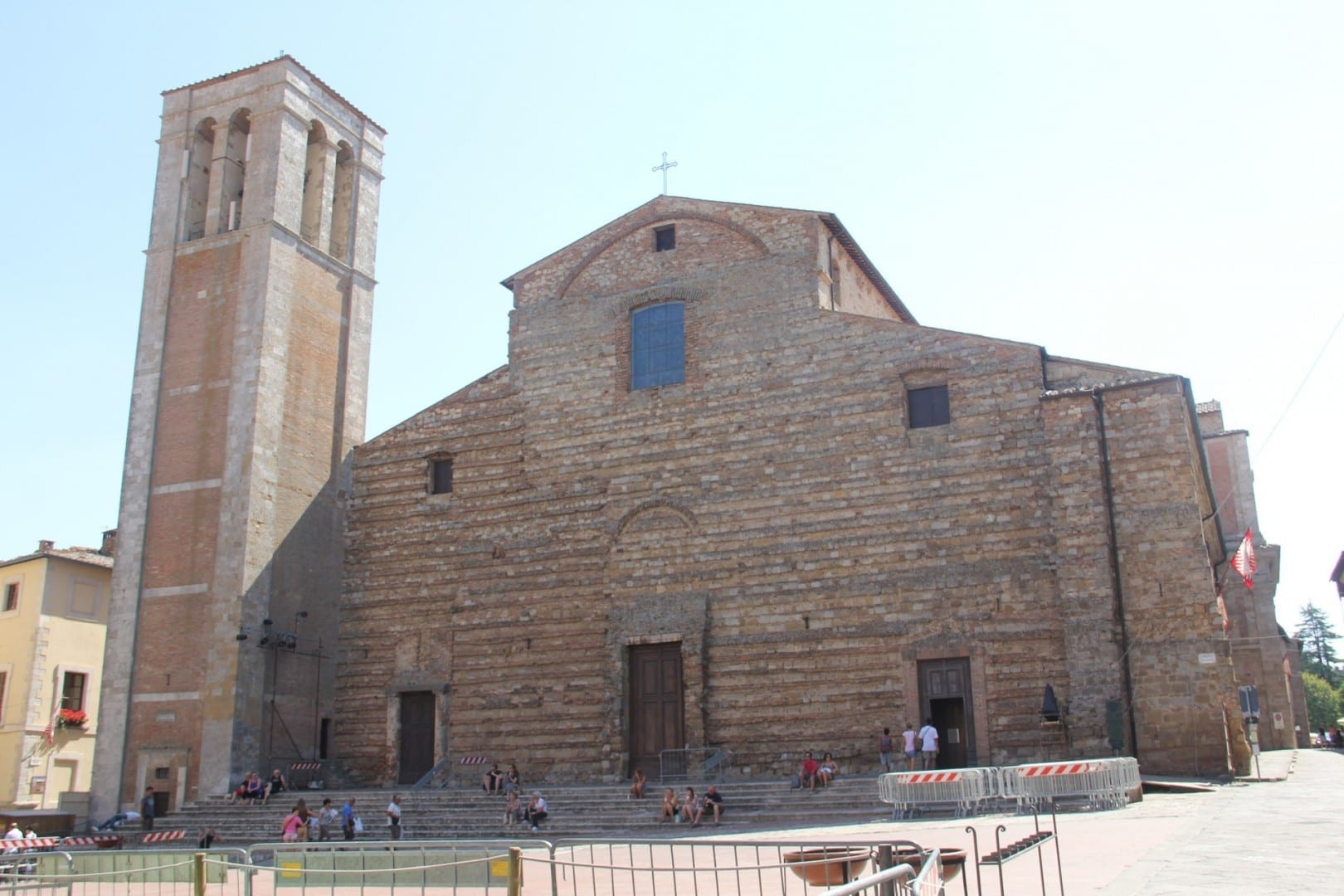Santa Maria della Grazia Montepulciano Italia