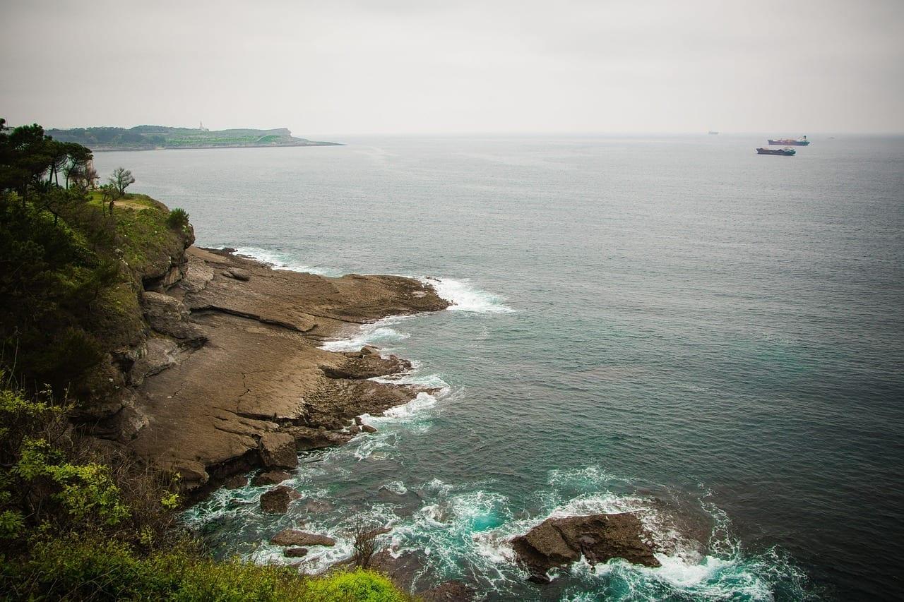 Santander Mar Cantabria España