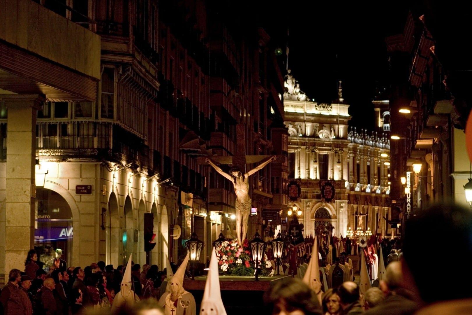 Semana de los Santos en Palencia Palencia España