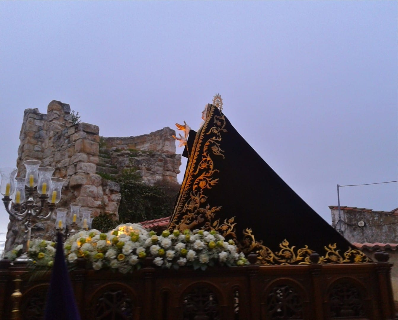 Semana Santa Zamora España