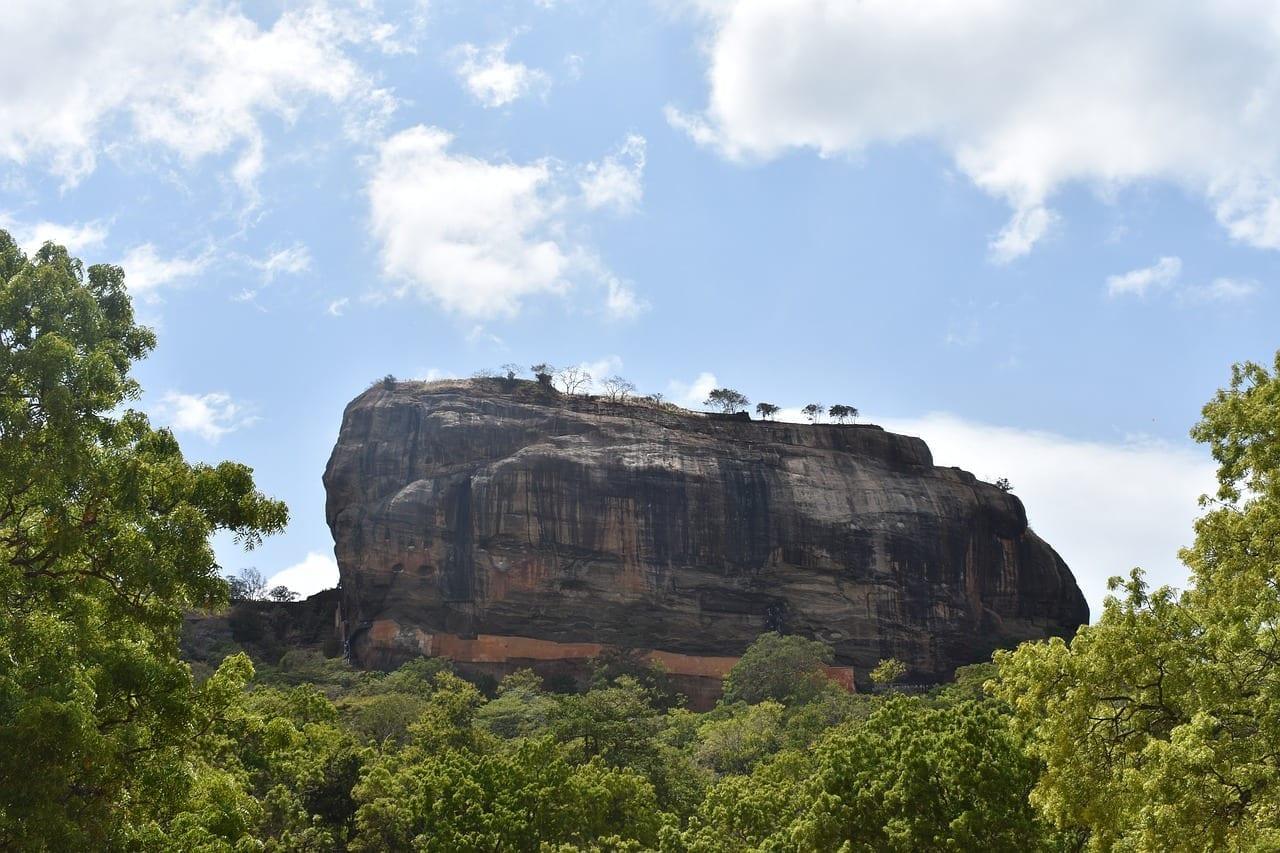 Sigiriya Roca León Sri Lanka Sri Lanka