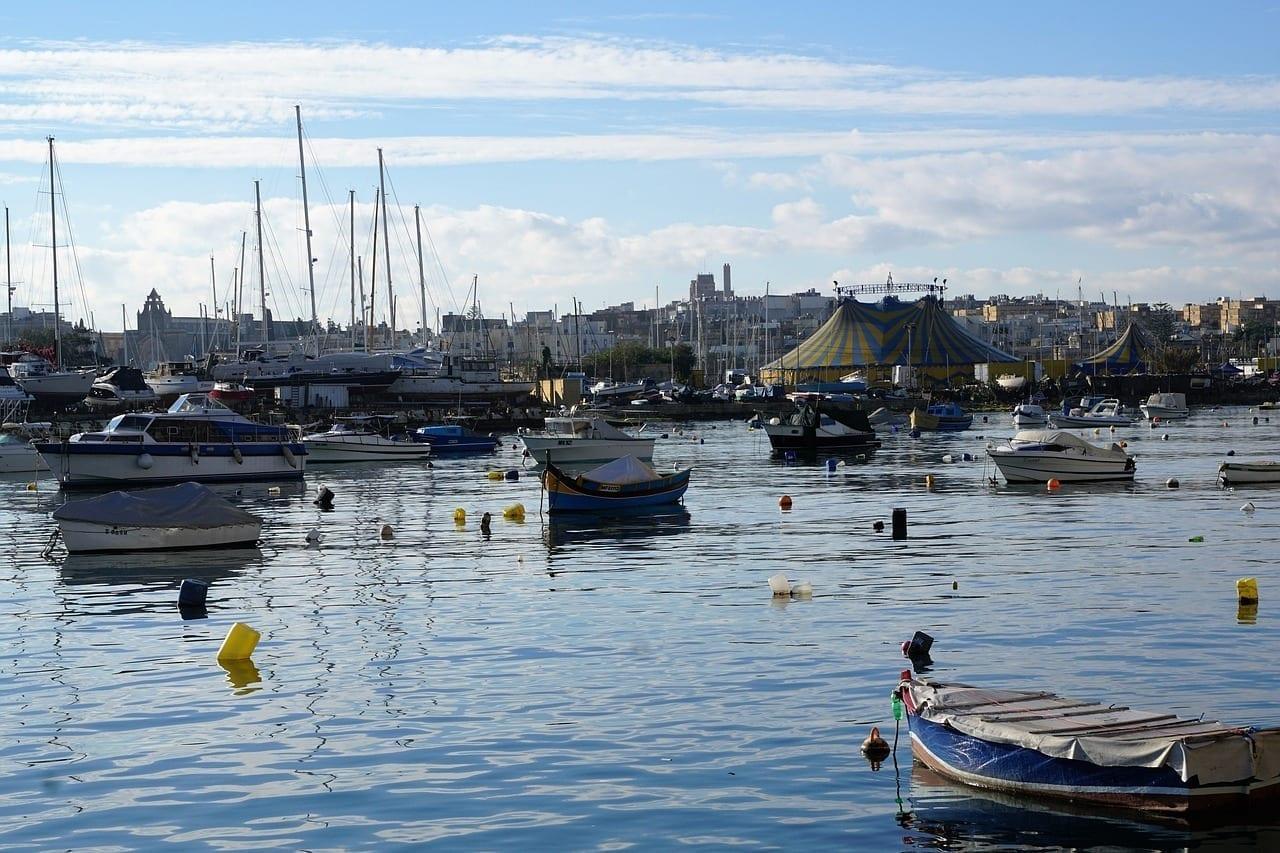 Sliema Malta Mar Malta