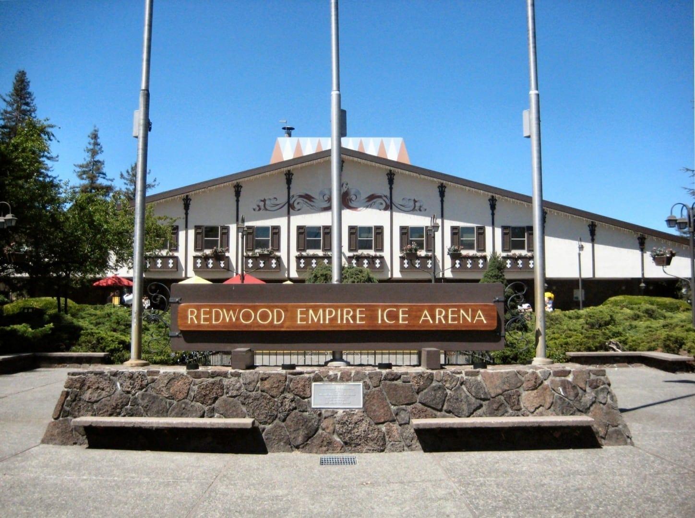 Snoopy's Home Ice Santa Rosa CA Estados Unidos