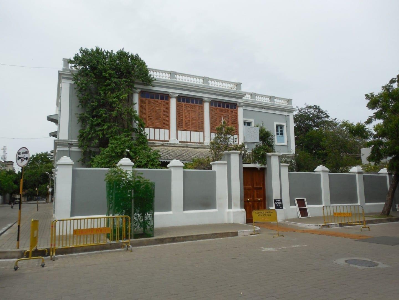 Sri Aurobindo Ashram Puducherry India
