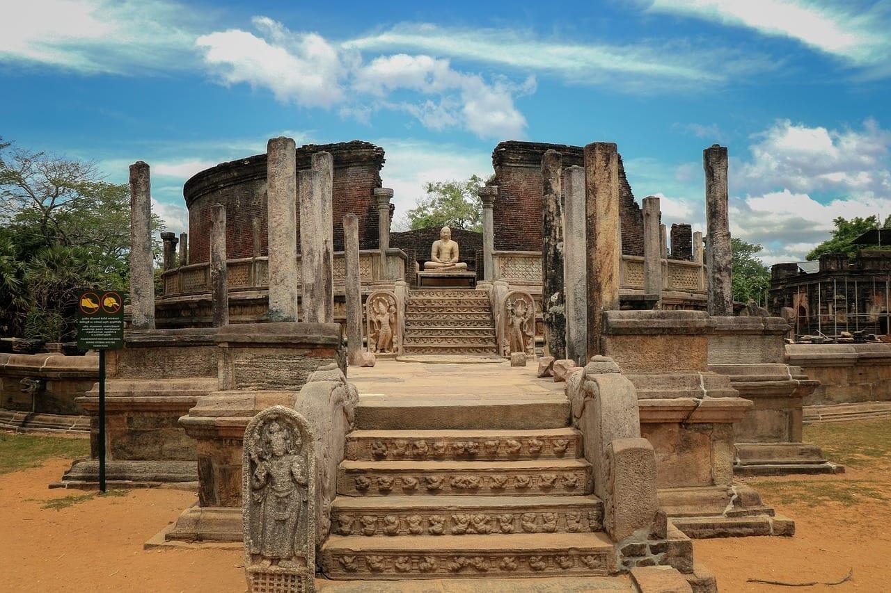 Srilanaka Polonnaruwa Nación Sri Lanka
