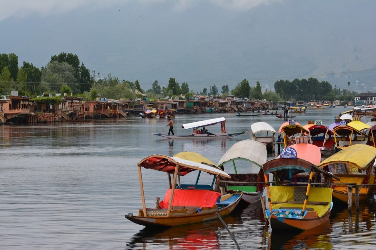 Srinagar India Kashmir India