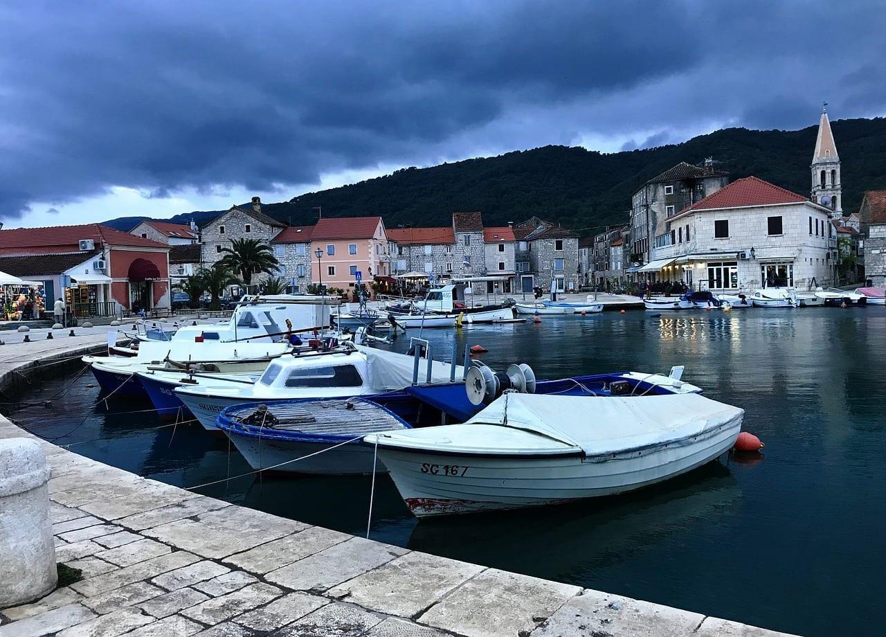 Stari Grad Havr Croacia Croacia